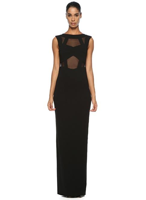 Nicole Miller Abiye Elbise Siyah